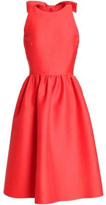 Kate Spade Bow-embellished Woven Dress
