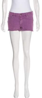 Madewell Mid-Rise Mini Shorts