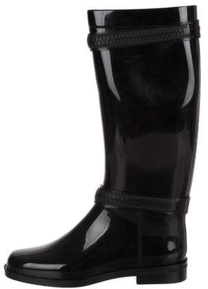 Givenchy Knee-High Rain Boots