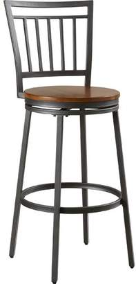 "Mercury Row Aquirre 30"" Swivel Bar Stool"