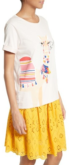 Women's Kate Spade New York Oh Hello Graphic Tee 4