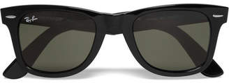 Ray-Ban Original Wayfarer Acetate Sunglasses - Men - Black