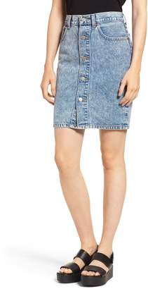Levi's Mom Denim Skirt