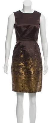 Jason Wu Sleeveless Mini Dress