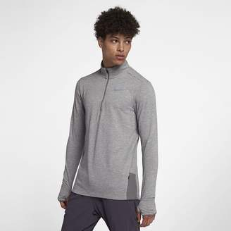 Nike Men's 1/2-Zip Running Top Therma Sphere Element