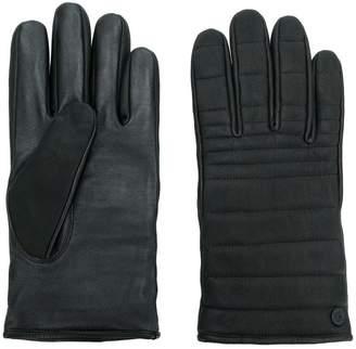 Canada Goose stitch detail gloves