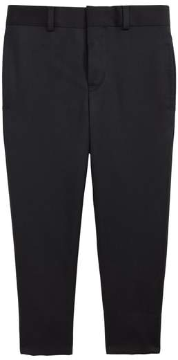 JB Jr Flat Front Trousers