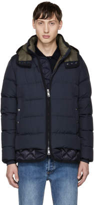 Moncler Navy Down Tanguy Jacket