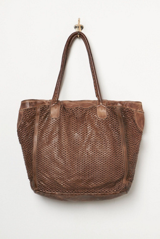 Free People Torres Leather Tote