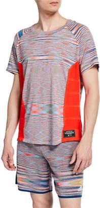 Missoni Adidas x Men's x City Runners Unite T-Shirt, Multi