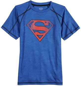 Boys 8-20 Superman Performance Tee