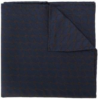 Fashion Clinic Timeless patterned pocket square