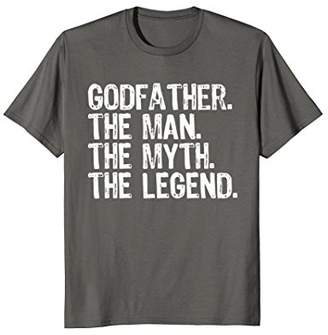Godfather The Man The Myth The Legend T-Shirt