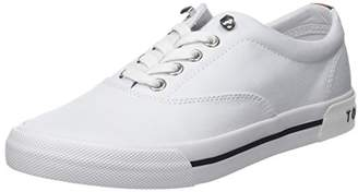 Womens Heritage Open Lace up Low-Top Sneakers Tommy Hilfiger sqHTn
