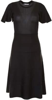 Lanvin Viscose Knit Dress