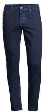 Isaia Stretch Skinny Jeans