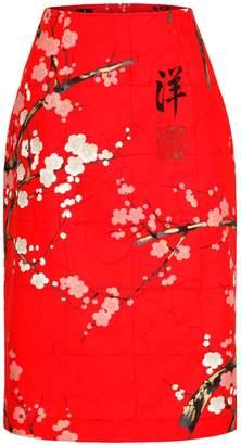 Marianna Déri - Emma Skirt Blossom Red