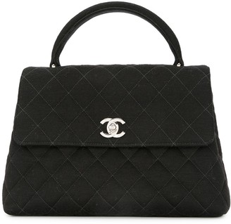 Chanel Pre-Owned CC quilted handbag