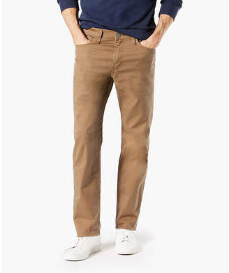 Dockers Jean Cut Mens Slim Fit Flat Front Pant
