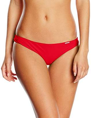 Bananamoon Banana Moon Women's TUPA SPRING Briefs Bikini Bottoms, Red - Rot (ROUGE SENSITIVE X2319), (Manufacturer Size: 38)