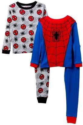 Spiderman AME Cotton PJs - Set of 2 (Toddler Boys)