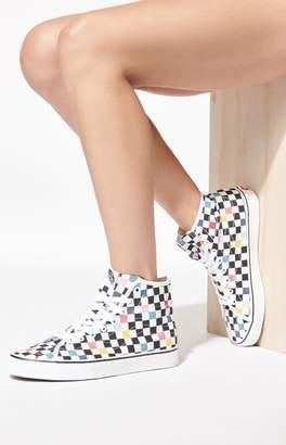 Vans Women's Checkered Sk8-Hi Decon Sneakers
