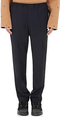 Acne Studios Men's Ari Wool-Mohair Slim Drawstring Trousers