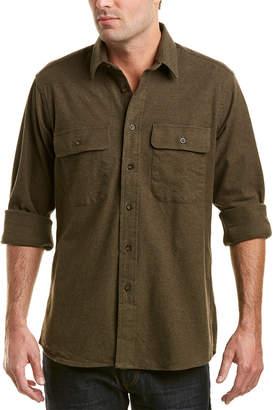 Bills Khakis Classic Fit Stretch Moleskin Shirt