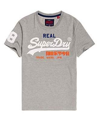 Superdry Men's Men's Vintage Logo TRI T-Shirt