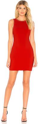 LIKELY Sleeveless Studded Manhattan Dress