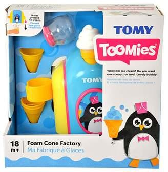 Tomy Boys Toomies Foam Cone Factory