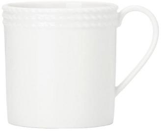 Kate Spade Wickford Mug - White