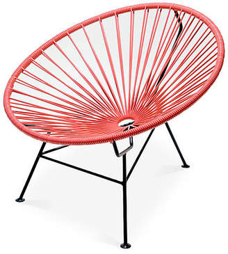 Mexa Sayulita Lounge Chair - Coral