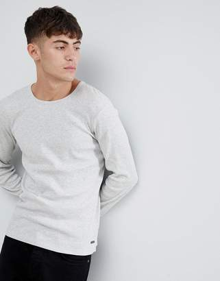 Esprit Muscle Fit Long Sleeve Top