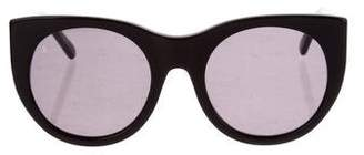 Raen Cat-Eye Tinted Sunglasses