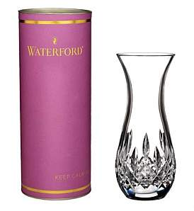 Waterford Crystal Giftology Lismore Sugar Bud Vase
