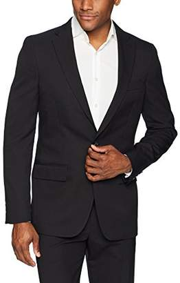 Haggar Men's in Motion Travel Stretch Slim Fit Blazer
