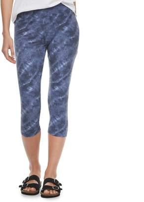 Sonoma Goods For Life Women's SONOMA Goods for Life Capri Leggings