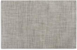 Chilewich Basketweave Floor Mat, Oyster