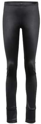 Junya Watanabe X COMME des GARÇONS stretch leggings