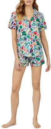 BedHead Print Short Pajamas
