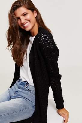 Ardene Heavy Knit Oversized Cardigan