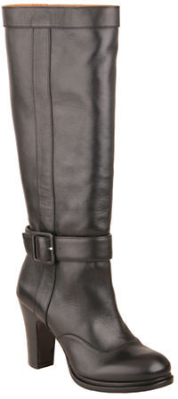 Chie Mihara Bibi Leather High-Heel Boots