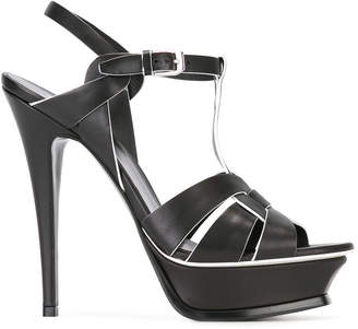 Saint Laurent 'Classic Tribute 105' platform sandals