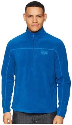 Mountain Hardwear MicroChilltm Lite Zip T Men's Long Sleeve Pullover