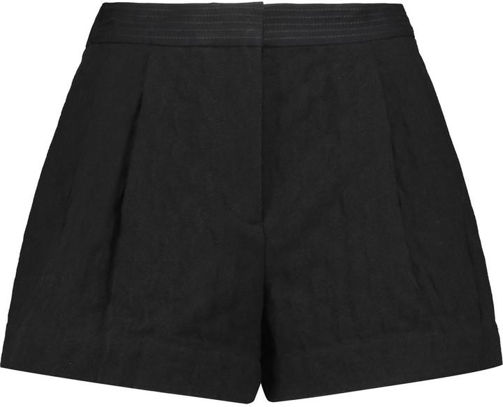 3.1 Phillip Lim3.1 Phillip Lim Cotton-blend jersey shorts