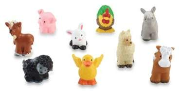 Little People by Fisher Price Fisher-Price® Little People® Farm Animal Friends