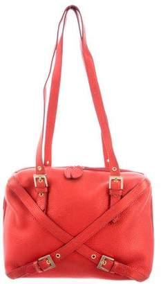 Walter Steiger Metallic Leather Bag