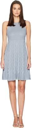 M Missoni Solid Knit Dress Women's Dress
