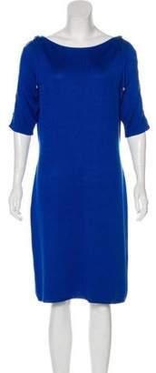 Ralph Lauren Silk Lace-Up Dress w/ Tags